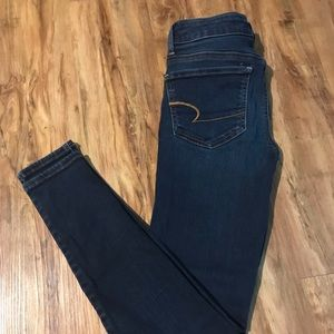 American Eagle Super Stretch Jeggings 2R